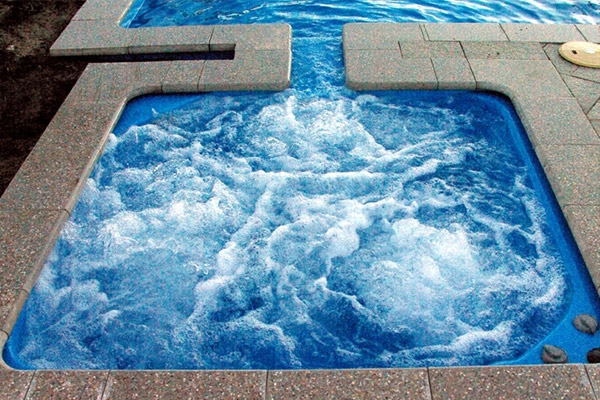 """Apollo"" Fibreglass Swimming Pool 