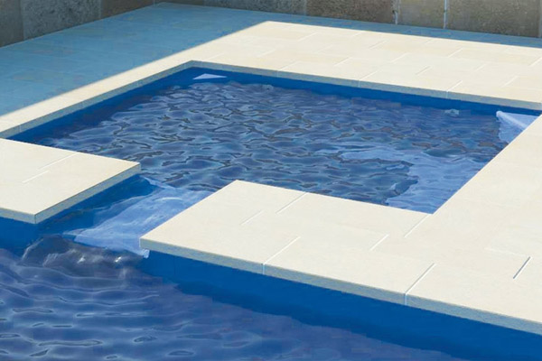 """Nova"" Fibreglass Swimming Pool 