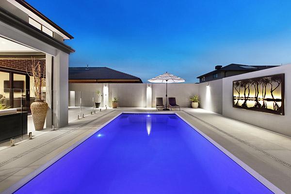 """Conquest"" Fibreglass Pool Design in Perth (Sapphire Pools)"
