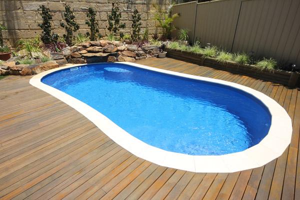 """Marina Quay"" Fibreglass Pool Design in Perth | Pool Buyers Guide"
