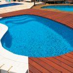 """Maxi Swim"" Small Inground Fibreglass Swimming Pool Design (6m x 3.1m)"