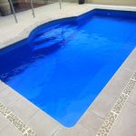 """Omega"" Fibreglass Swimming Pool Design (Medium Swimming Pool)"