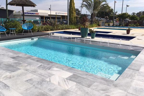 """Revello"" Inground Fibreglass Swimming Pool Design"
