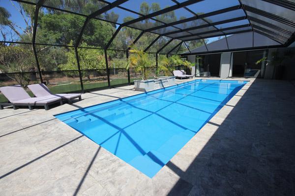 """Royale"" Fibreglass Pool Design in Perth | Pool Buyers Guide"