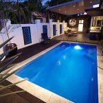 """Santa Fe"" Inground Fibreglass Swimming Pool Design"