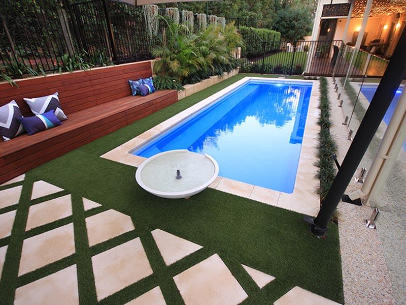 """Bellagio"" Fibreglass Swimming Pool | Pool Buyers Guide"