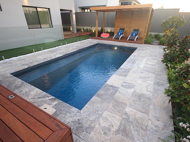 """Empire"" Fibreglass Swimming Pool | Pool Buyers Guide"