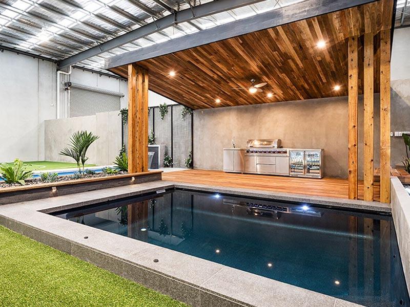 """Latina"" Fibreglass Swimming Pool | Pool Buyers Guide"