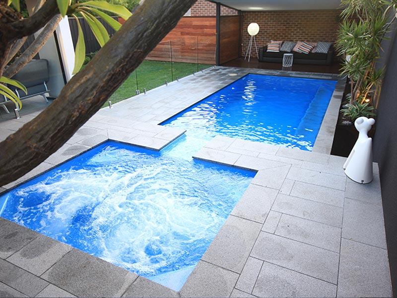 """Oxford"" Fibreglass Swimming Pool | Pool Buyers Guide"