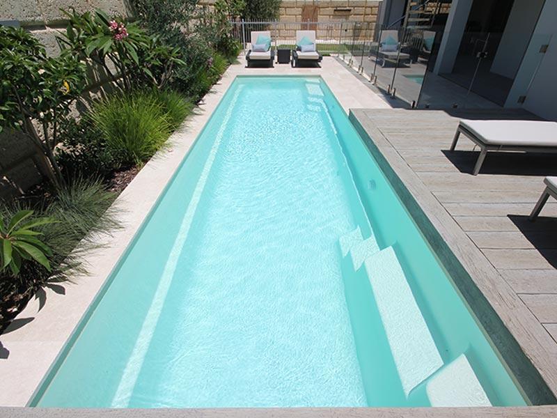 """Primo"" Fibreglass Swimming Pool | Pool Buyers Guide"