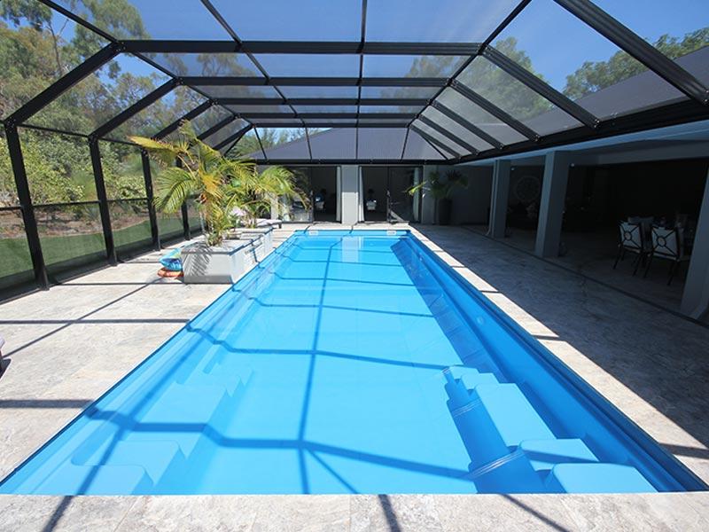 """Royale"" Fibreglass Swimming Pool | Pool Buyers Guide"