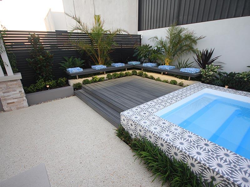 """Sentosa"" Fibreglass Swimming Pool | Pool Buyers Guide"