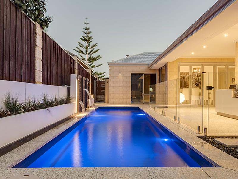 """Ultimo"" Fibreglass Swimming Pool | Pool Buyers Guide"