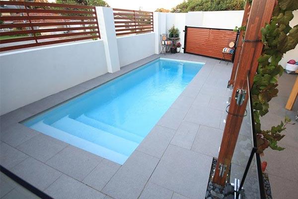 """Paradiso"" Fibreglass Swimming Pool | Pool Buyers Guide"