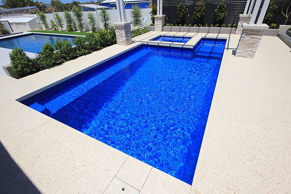 """Saint Remy"" Fibreglass Swimming Pool   Pool Buyers Guide"