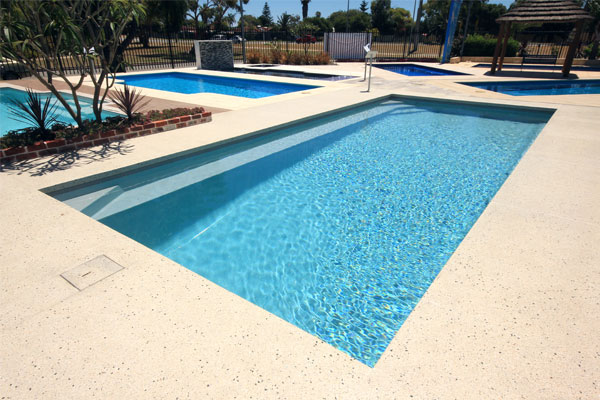 """Westminster"" Fibreglass Swimming Pool 