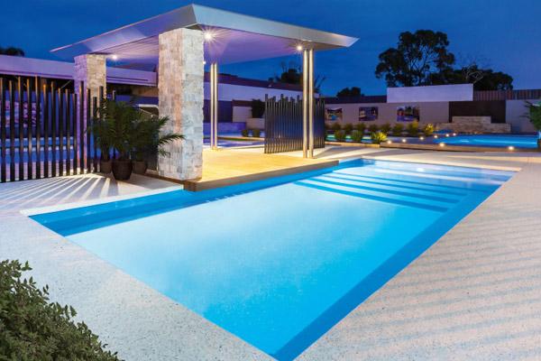 """Bedarra"" Fibreglass Swimming Pool | Pool Buyers Guide"