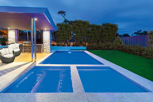 Daydream Fibreglass Swimming Pool | Pool Buyers Guide
